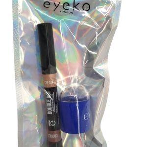 Eyeko Double Act Shadow Stick in Cookies & Cream